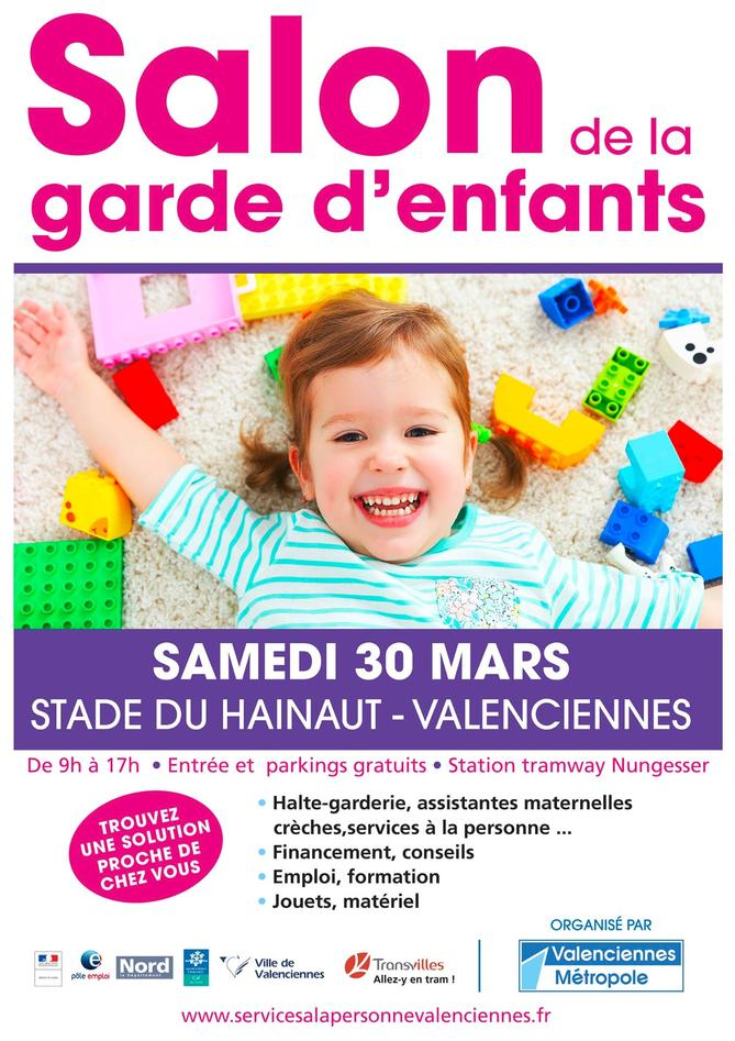 A3 salon garde enfants 2019