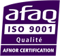 Norme ISO 9001 Afnor